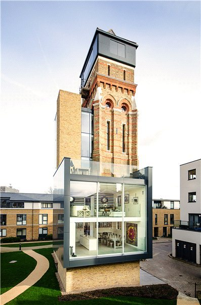 Kennington Water Tower, Dryden Court, Renfrew Road, Kennington, London, SE11 4NH - H