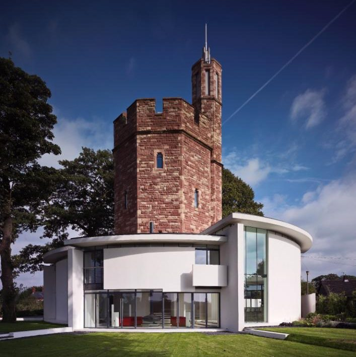 A Grand Design Lymm Water Tower