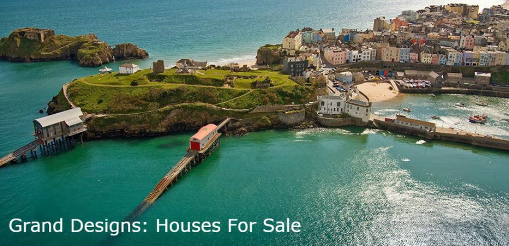 Grand Designs For Sale
