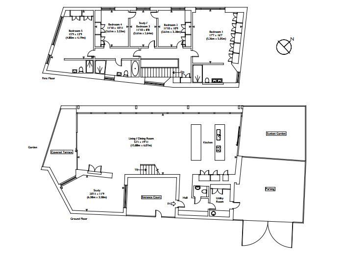 A1 a grand designs rusty house main floor plan grand Grand designs floor plans
