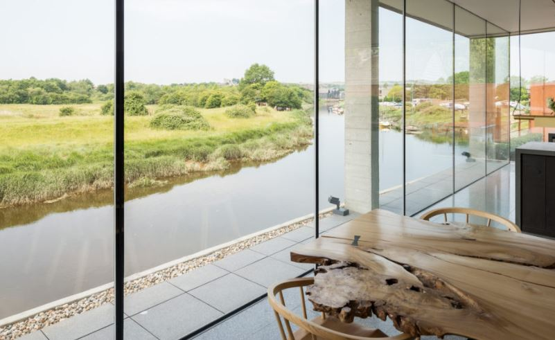 The Rusty Metal House | Grand Designs For Sale